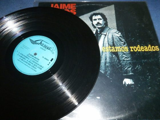 Original Argentine vinyl edition.
